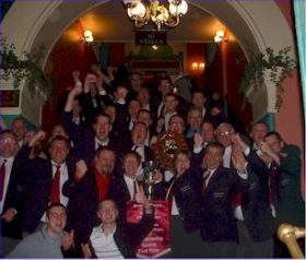 2002 - West of England Champions