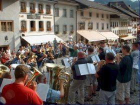 2003 - Switzerland Tour