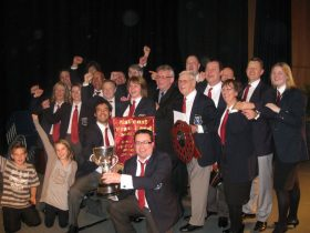 2011 - Area Contest Winners