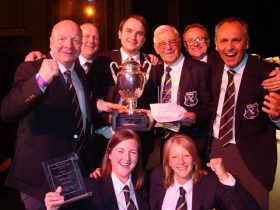 2013 - Senior Cup Win
