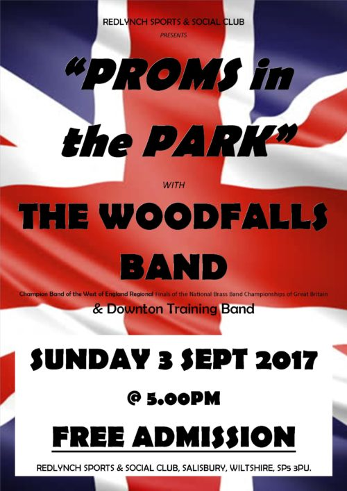 RD Proms 2017 A3 poster