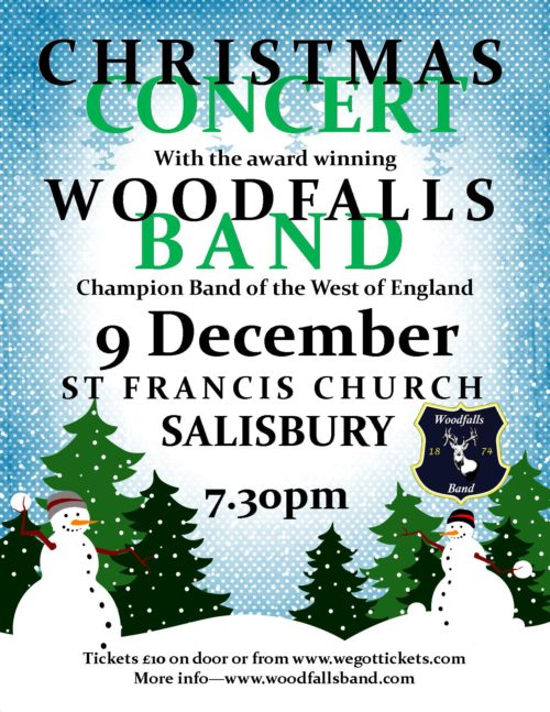 Woodfalls Christmas Concert 2017