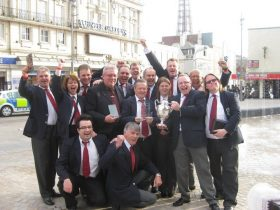 2010 - Senior Cup Winners