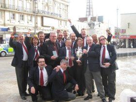 2010 - Senior Cup Winners
