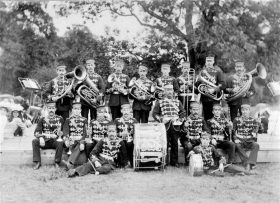 c.1900 South of England Temperance Band