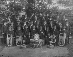 1911 - Three trophies