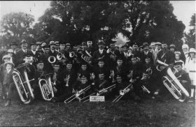 1923 - Somerley contest