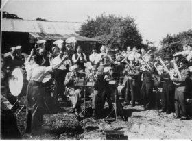1948 - Outdoor Rehearsal