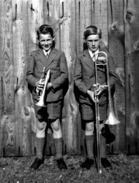 1958 - Graham & David Shelley