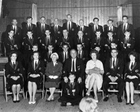 1963 - St. Birinus Hall