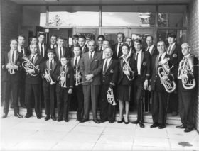 1966 - Downton School