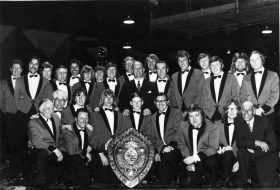 1974 - Grand Shield Winners