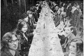 1974 - Centenary Dinner