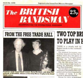 1985 - British Bandsman