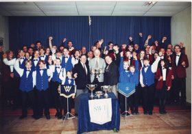 1996 - Winning Bands