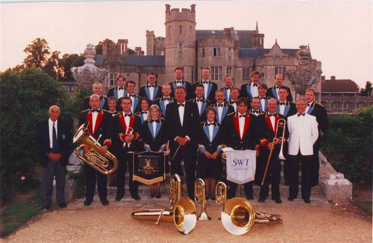 1996 – Black Dyke Soloists – Woodfalls Band