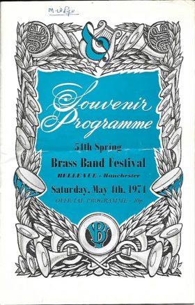 1974 - Grand Shield Programme