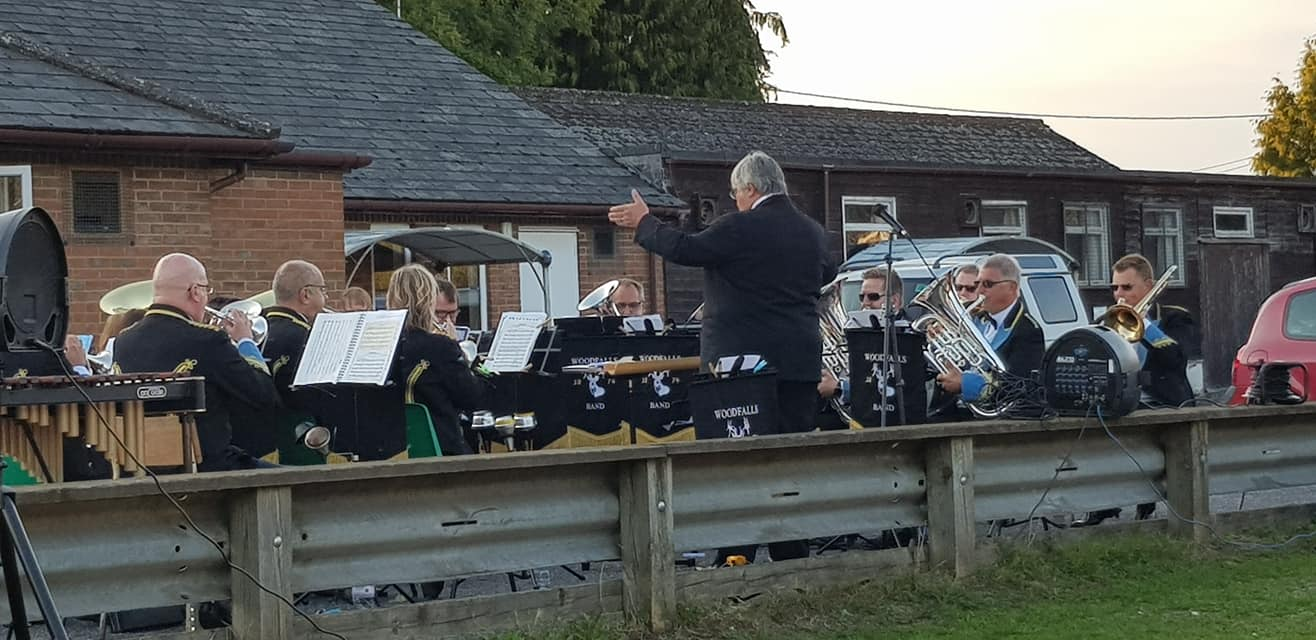 News – Woodfalls Band